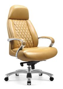 Office Chair High Quality Deluxe Office Chair Leather Chair pictures & photos