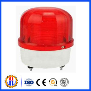 Red Color Tower Crane Solar Warning Light pictures & photos