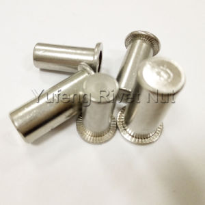 Stainless Steel Flat Head Rivet Nut with Closed End pictures & photos