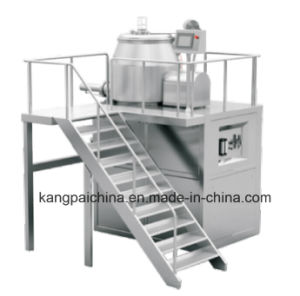 kHz-D High Platform Wet Type Mixing Granulator/Granulating Equipment pictures & photos