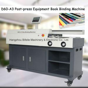 D60-A3 Post-press Equipment Book Binding Machine pictures & photos