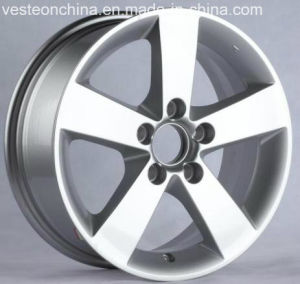 17 Inch Alloy Wheel Rim with PCD 5X100 pictures & photos