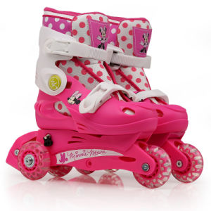 Children Skate with 3 Wheel PVC (YV-T01) pictures & photos