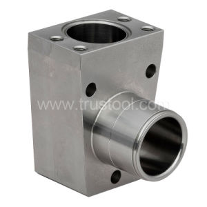 High Precision & Close Tolerance CNC Machining Parts