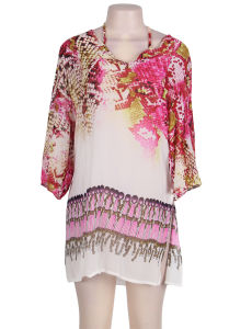 2017 China Hot Sale OEM Accept Fashion Design Beach Cover up Dress for Women pictures & photos