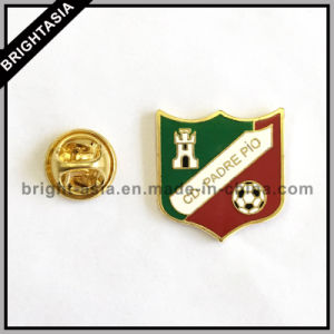 Customized Custom Metal Lapel Pin (BYH-101143) pictures & photos