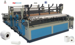 Full Automatic Toilet Roll Paper Production Machine pictures & photos