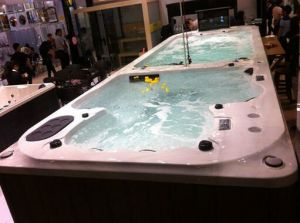 Monalisa Factory Luxury Massage Whirlpool Swimming SPA (M-3373) pictures & photos
