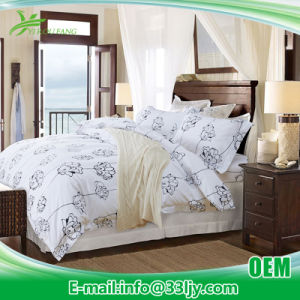 4 PCS Very Cheap 300 Thread Count Bedspread Sets pictures & photos