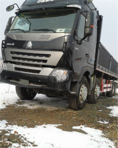 Sinotruk 6X4 30tons Load Luxury Tipper pictures & photos