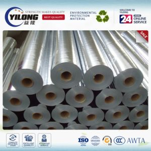 Roof Heat Reflective Woven Aluminum Fabric Roll pictures & photos