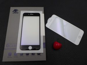 Dustproof Toughened Glass Reinforced Glass Anti-Blue Ray Screen Guard for iPhone6