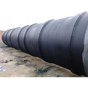 Large Diameter Anti-Corrosion Steel Pipe for Fluid Transmission pictures & photos