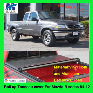 100% Fitment Lund Tonneau for Mazda B Series 94-12 6′bed pictures & photos