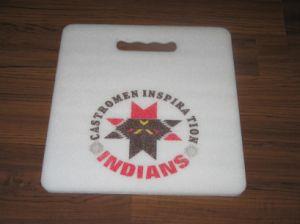 EVA Add Sponge Foam Stadium Cushion Seat Mat with Logo pictures & photos