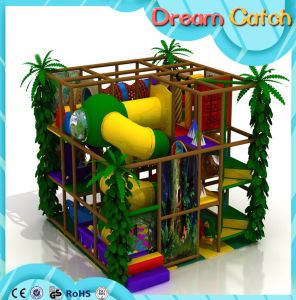 Popular Super Slide Playground for Indoor Soft Play Center for Kids pictures & photos