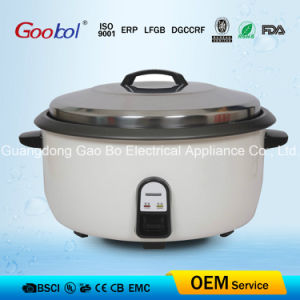 10L Big Rice Cooker with White Color pictures & photos