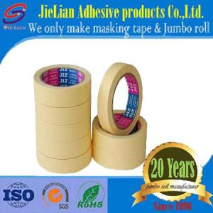Middle Temperatur Crepe Paper Masking Tape From China Factory pictures & photos
