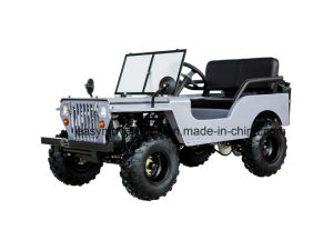 50cc Gasoline Mini Jeep for off Road pictures & photos