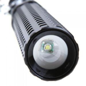 3-Mode Adjustable Flashlight CREE Q5 800lumens pictures & photos