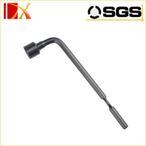 L Tyre Wrench L Wrench for Car L Tire Repair Socket Wrench Set
