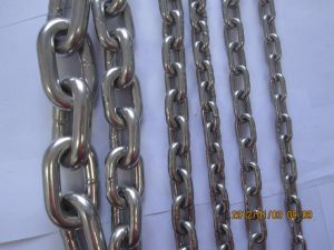 Stainless Steel Standard Link Chain pictures & photos