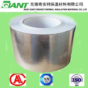 Cooker Fireproof Aluminum Foil Fiberglass Cloth Tape pictures & photos