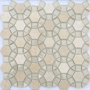 2017 Hot Sale Foshan Hand-Cut Design Wall Art Mosaic Glass Mosaic pictures & photos