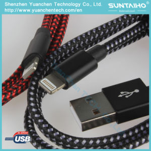 2.0A High Speed USB Cable Lightning Cable pictures & photos