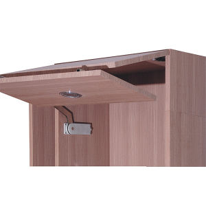 Horizontal Folding Cabinet Support (B594) pictures & photos