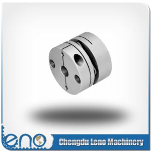 Zero Backlash Single Disc Stepper Motor Shaft Coupling