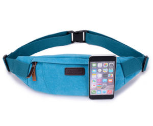 Nylon Travel Money Bag Running Waist Bag for Mobile Phone pictures & photos