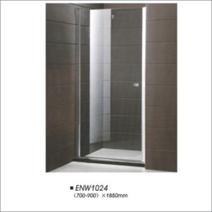 Pivot Semi-Framless Shower Screen pictures & photos