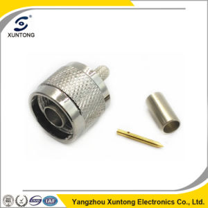 Factory Price RF Connector for Rg316 N Male Connector pictures & photos