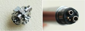 Foshan High Quality 2hole&4hole Standard Dental Handpiece pictures & photos
