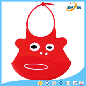 Fashion Waterproof Silicone Bib for Baby pictures & photos