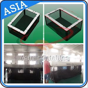 Portable Netted Lap Pool, Box Jellyfish Protection Net, Inflatable Pool for Yachts pictures & photos