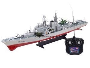 Toy Destroyer Warship RC Boat Model 1/275 Remote Control Battleship Boat