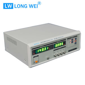 Lw2811c Single Micro-Processor Digital Lcr Meter pictures & photos