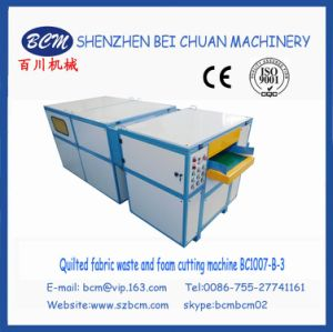 Best Selling Mattress Cover Waste Crushing and Reuse Machine (BC1007) pictures & photos