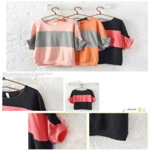 Fashion Summer Style Women Tops & Tees Casual Blouse pictures & photos