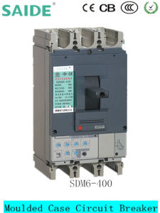 Good Quality Sdm-160 MCCB Moulded Case Circuit Breaker pictures & photos