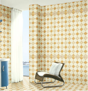 5D-Inkjet Rustic Interior Porcelain Wall Tile for Building Material pictures & photos