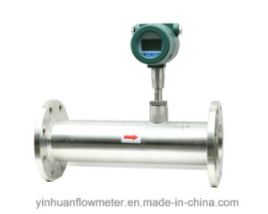 Flange Type Thermal Gas Mass Flowmeter pictures & photos