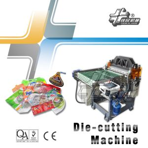 Non-Stop Film Changing Apparatus for Pouch Making Machinery pictures & photos
