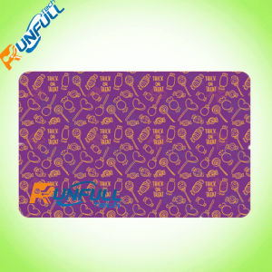 Custom 4 Color Offset Plastic Card Printing/ Membership Card/PVC Barcode Card pictures & photos
