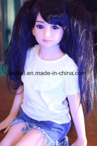 Agent Wanted Ce Certification 135cm Flat Chest Sex Doll pictures & photos