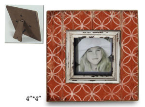 Promotional Logo Printed Wholesale Wooden Photo Frame pictures & photos