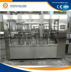 Plastic Bottled Green Tea Filling Machine Production Line pictures & photos