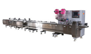 High Speed Automatic Sachet Packing Machine for Food